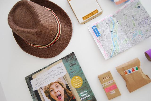 Kit para exploradores urbanos