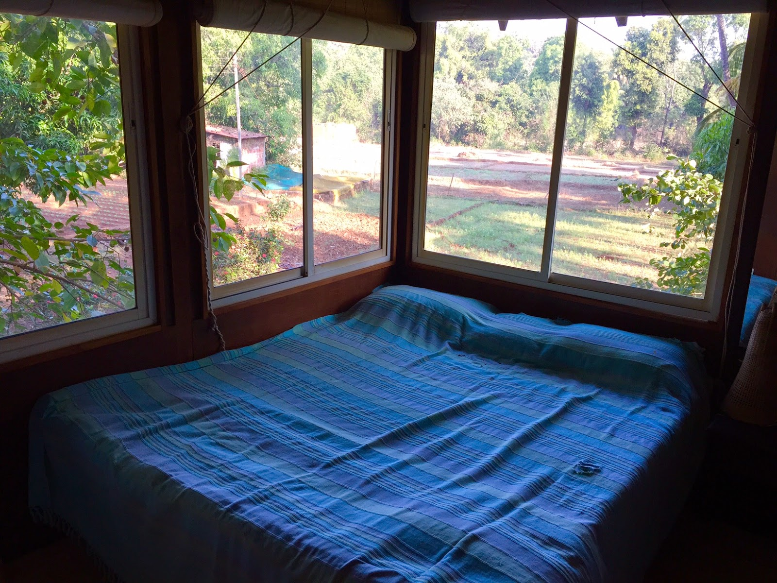 Atithi Parinay Homestay review Konkan Room Hut Treehouse