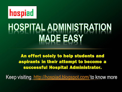 hospital administration made easy hospiad blog post presentation  hospiad blog post presentation topics overview hospital administration made easy