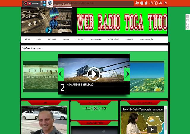 Galeria Blogs e Sites