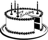 Malvorlagen Geburtstag Bilder zum ausmalen - Morning Kids!