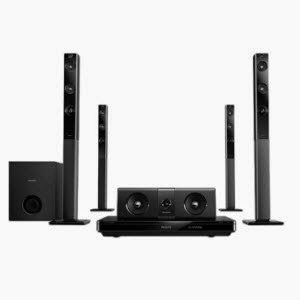 Buy Philips HTD5580/94 Home theatre Rs 13449