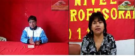 La realidad del maestro Peruano y derrotero del Sutep en las luchas del pueblo peruano