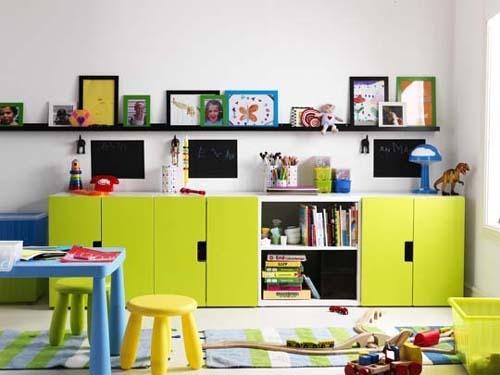 A doble altura decoraci n habitaciones de los m s peques for Ikea toddler boy bedroom ideas