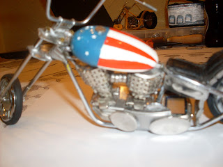 Presente Criativo-  Chopper Easy Rider