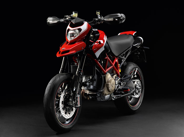 ducati hypermotard 1100evo sp corse edition 2012 the 2012 hypermotard  title=