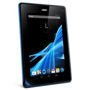 harga dan spesifikasi Acer Iconia B1-7