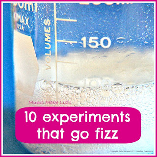 Fizzy experiments