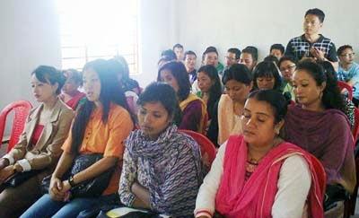 Darjeeling hill temporary teachers