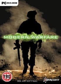 Call of Duty Modern Warfare 2 PC Cover Call of Duty Modern Warfare 2 RePack Black Box