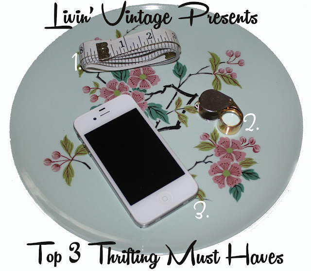 top three thrifting must haves how to thrift thrift store shopping