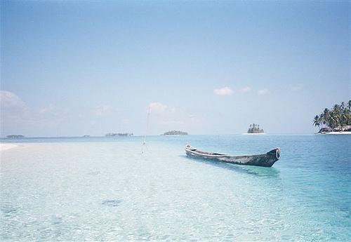 Islas de san blas for Piscina de san blas