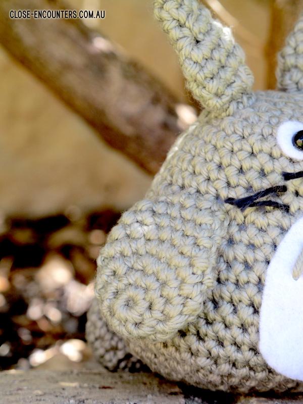 Amigurumi Totoro Pattern | My Neighbour Totoro