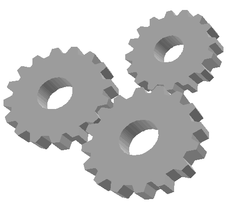 Gears Free Clipart