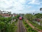 luxury train travels