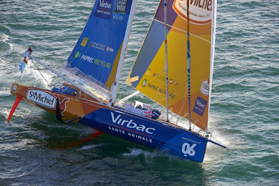 StMichel Virbac, inscrit sur la New York - Vendée 2016.