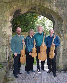 Rose Consort of Viols (John Bryan, Alison Crum, Andrew Kerr, Roy Marks)