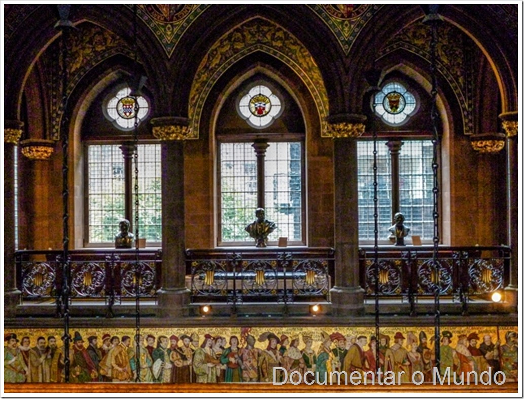 Scottish National Portrait Gallery; Museus gratuitos em Edimburgo