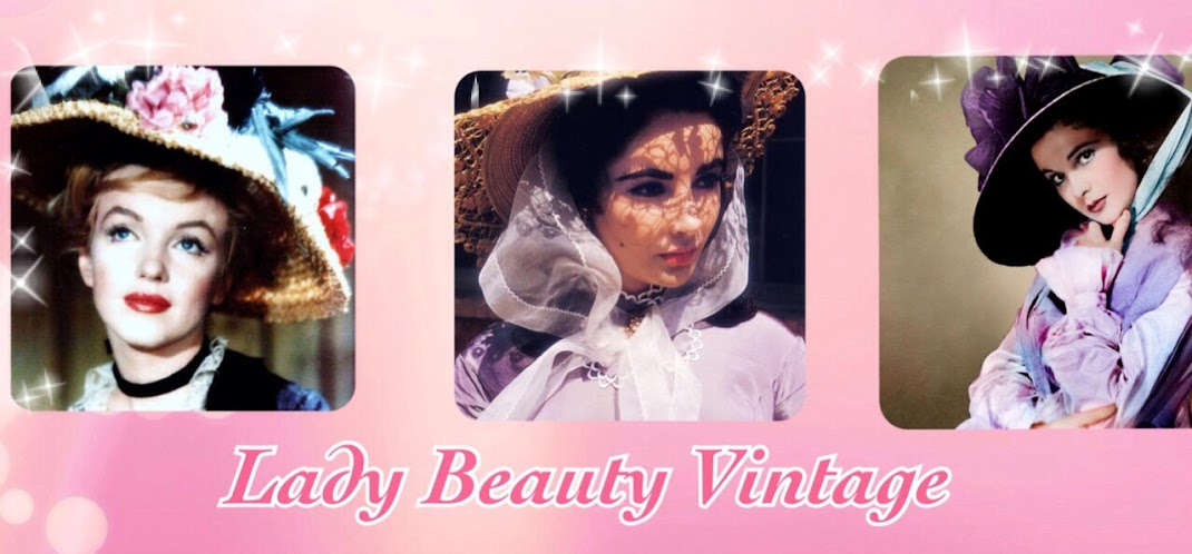 Lady Beauty Vintage
