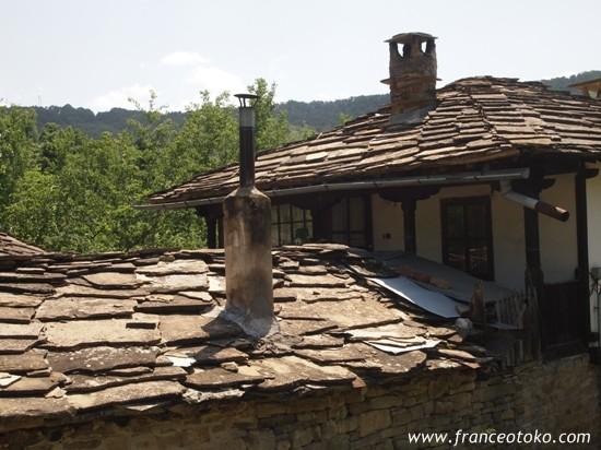 ブルガリア観光、ブルガリア旅行、ブルガリアのかわいい町ボジェンツィ bojentsi