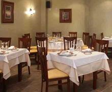 Me invitan a una gran comilona en un restaurante de la Avenida de Lisboa de Alcorcón