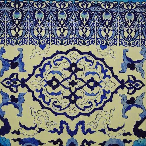 Rosana Ricalde apresenta a mostra Lápis Lazuli na Sergio Gonçalves Galeria