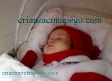 sueño del bebé en www.crianzaconapego.com