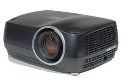 Digital Projection's dVision 3D projector