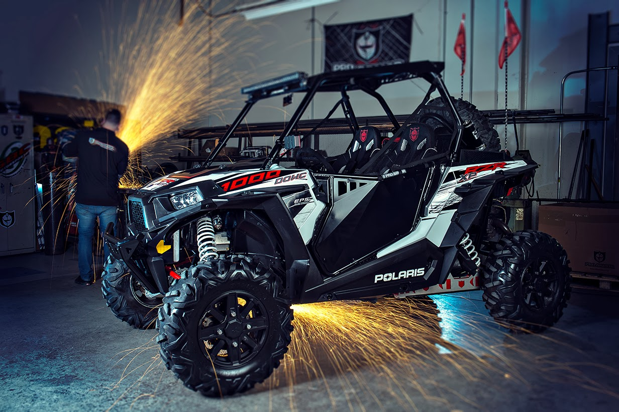 Polaris XP 1000 Doors