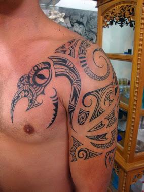 maori thanwha tattoo thailand