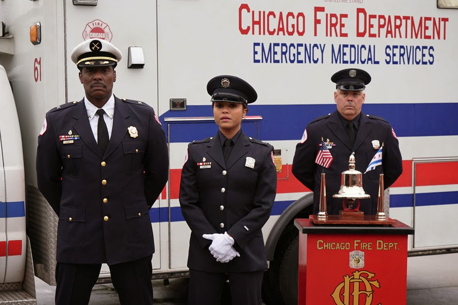 Chicago Fire - Episode 3.13 - Three Bells - Promotional Photos