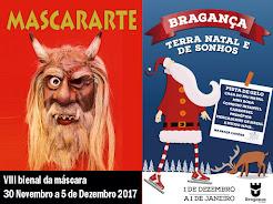 Bienal da Máscara - Mascararte e Bragança Terra Natal e de Sonhos