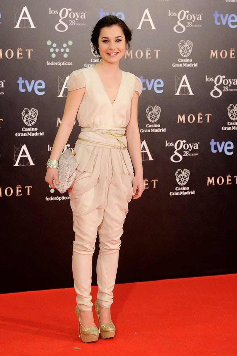 Nadia-de-Santiago-Premios-Goya-2014-alfombra-roja