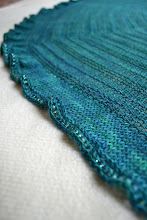 Quaker Ridge Shawlette Pattern