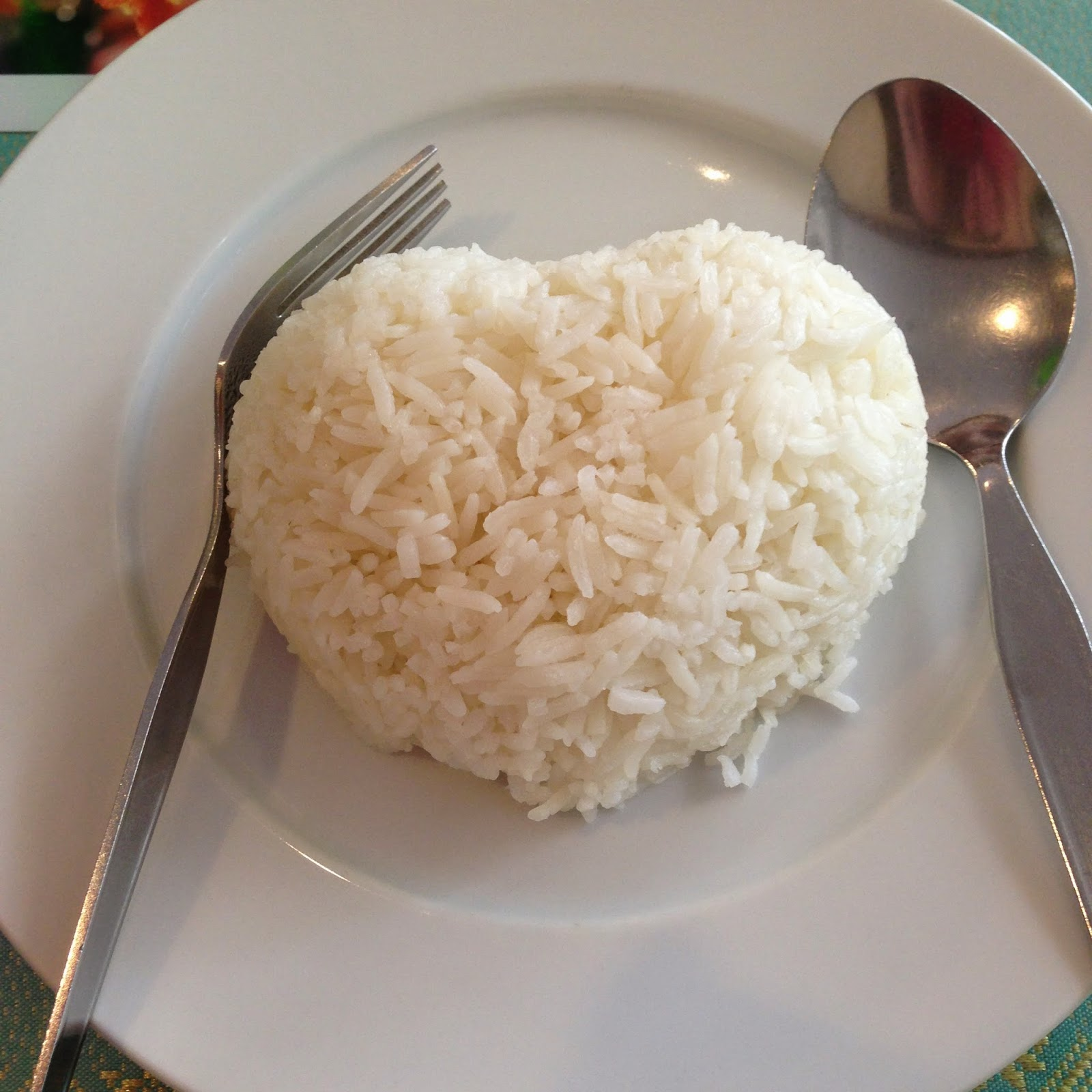 Usman Thai Muslim Food rice