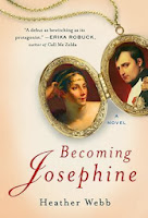 Becoming Josephine, Heather Webb, cover