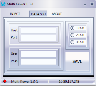 Multi SSH Update Multi Kewer 1.3.1