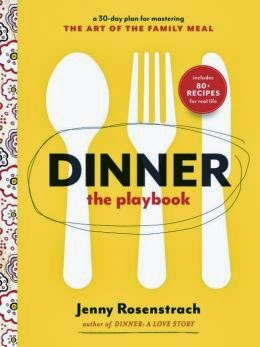 http://www.amazon.com/Dinner-Playbook-30-Day-Mastering-Family/dp/0345549805/ref=sr_1_1?ie=UTF8&qid=1395940279&sr=8-1&keywords=dinner+the+playbook