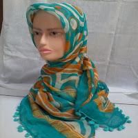 jilbab obama bakso