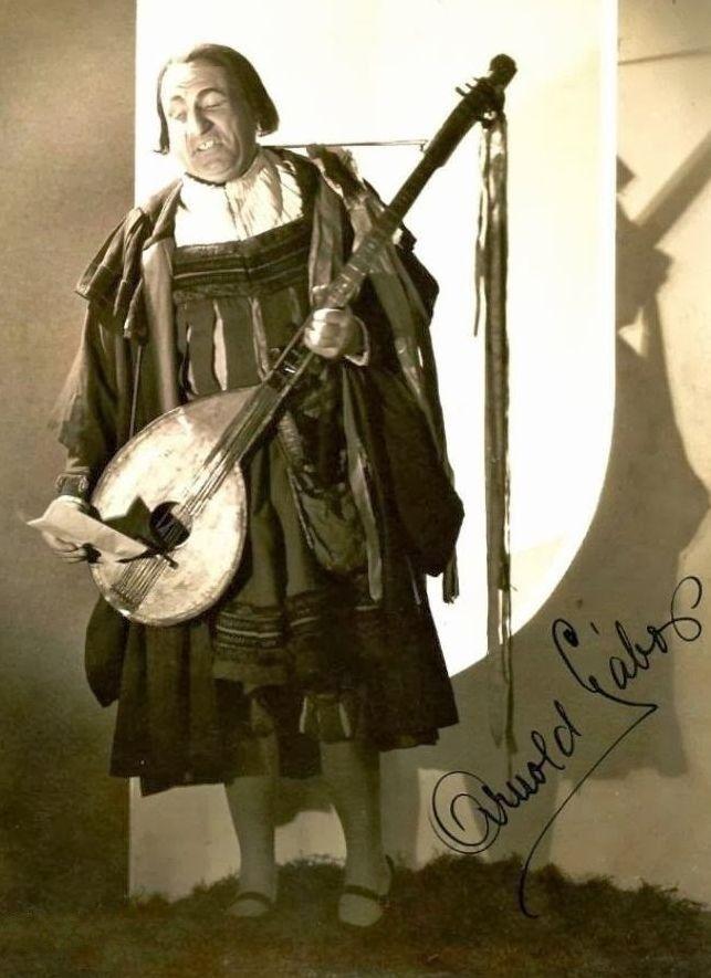 GREAT HUNGARIAN BARITONES (ARNOLD GABOR / STEFANO BALLARINI) CD