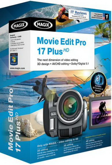 Magix movie edit pro 17 0 plus coretan tangan for Magix movie edit pro templates