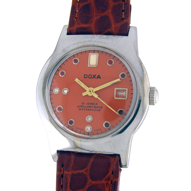 antique watches collection by wristmenwatches doxa