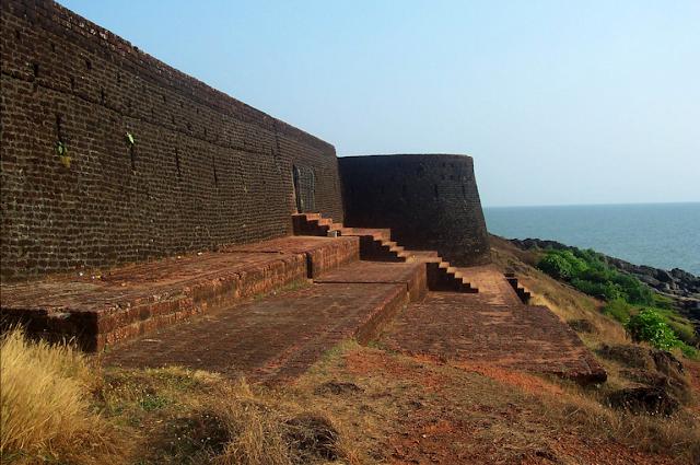 the bekal fort india
