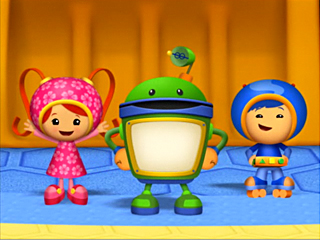 Fun As A Gran Tickety Toc And Team Umizoomi Nick Jr A