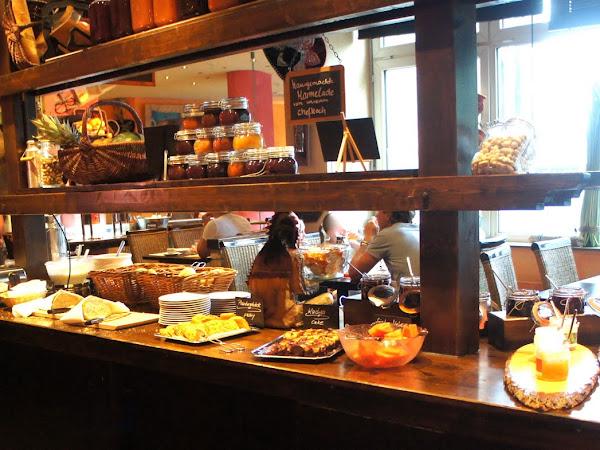 glutenfreies & laktosefreies Frühstück in den Carat Hotels