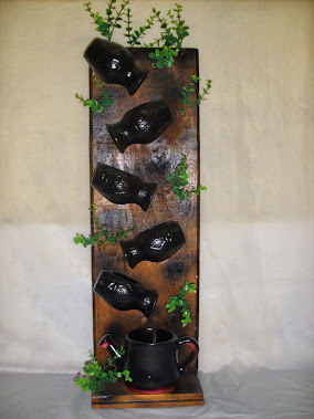 Cascata com opção parede ou piso