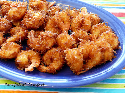 ... to order when we are out to dinner is coconut shrimp i can t get