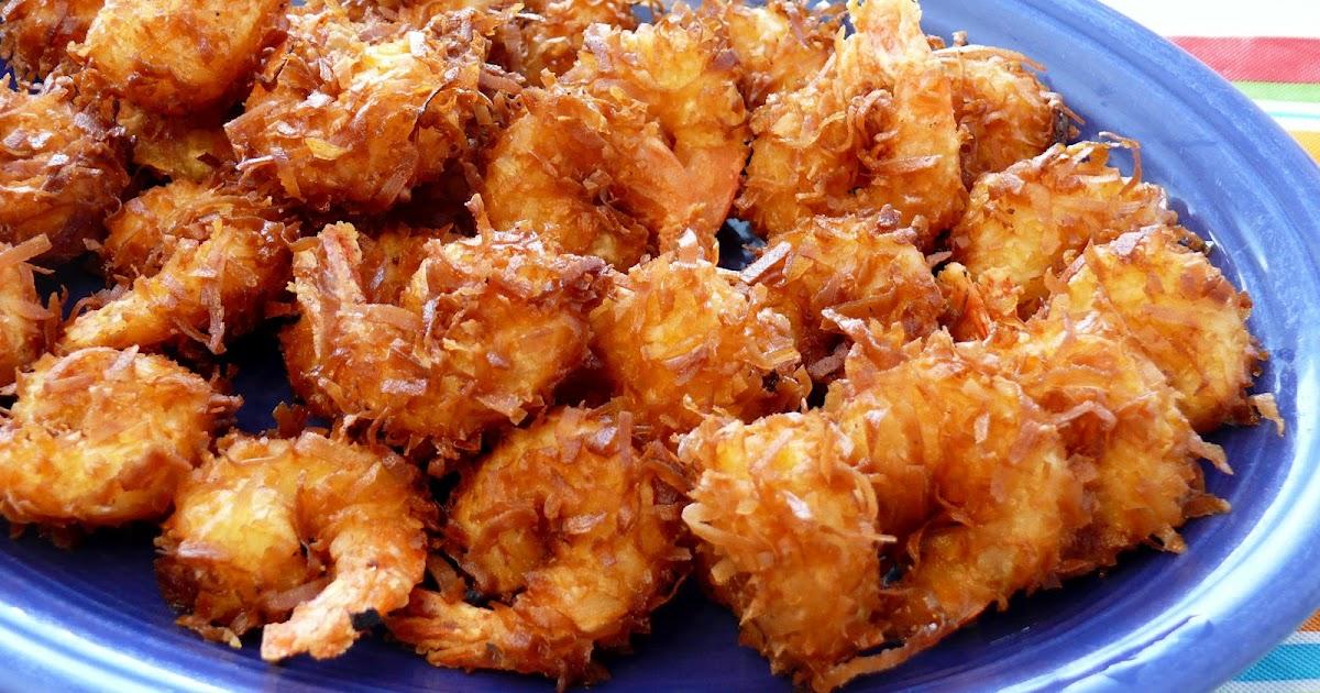 Forkful of Comfort: Coconut Shrimp