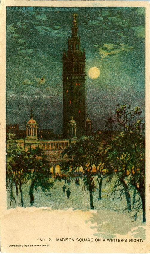New York, NY 9, 16, 23 February 1896   Vivekananda Abroad A Postcard ...