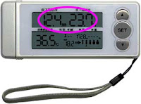 Pocco 皮下脂肪測量器 脂肪數據顯示
